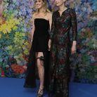 Elles portaient toutes deux des robes Chanel
