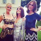 Lara Stone, Carine Roitfeld et Karlie Kloss