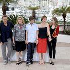 Benoît Magimel, Catherine Deneuve, Rod Paradot, Sara Forestier et Emmanuelle Bercot