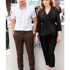 Ryan Gosling et Christina Hendricks