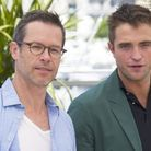 Robert Pattinson et Guy Pearce.