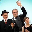 Steven Spielberg et ses acteurs