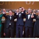 "L'équipe du film ""Saint Laurent"""