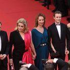 Sara Forestier, Rod Paradot, Emmanuelle Bercot, Catherine Deneuve et Benoit Magimel