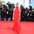Rosie Huntington-Whiteley en Alexandre Vauthier