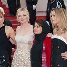 Valeria Golino, Kirsten Dunst, Katayoon Shahabi et Vanessa Paradis en Chanel
