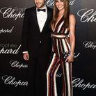 Liam Payne et Cheryl Fernandez-Versini