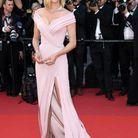 Uma Thurman en Atelier Versace (Bijoux Bulgari)