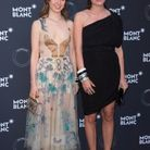 Charlotte Casiraghi et Alexandra de Hanovre