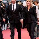 Jean Dujardin et Mathilde Seigner