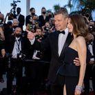 Matt Damon et Camille Cottin sur la Croisette