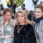 Emmanuelle Bercot, Catherine Deneuve et Melissa George