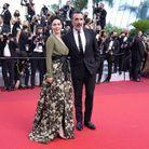 Jean Dujardin et sa compagne