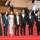 L'équipe du film « Annette »