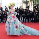 "Sharon Stone à la première de ""The Story of My Wife"" en Dolce&Gabbana"