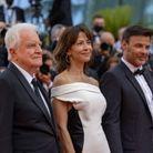 François Ozon, Sophie Marceau et André Dussollier
