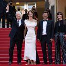 Sophie Marceau, André Dussollier, Géraldine Pailhas (en Chanel) et François Ozon