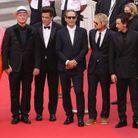 L'équipe du film « The French Dispatch »