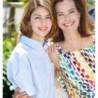 Sofia Coppola et Carole Bouquet