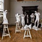 Atelier artiste musee rodin