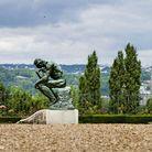 Statue le penseur rodin
