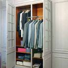 Dressings: des espaces pleins d'astuces