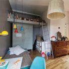 2. Une chambre d'enfant refuge