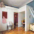 4. Une chambre d'enfant cloisonnée