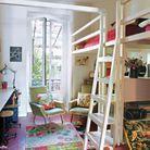 6. Une chambre d'enfant dortoir