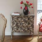 Le cachet des meubles peints