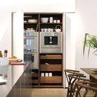 Les cuisines se cachent pour mieux recevoir