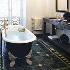 2. Salle de bains ethnique