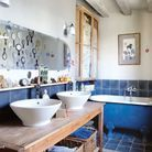Tendance : les salles de bains à l\'ancienne - Elle Décoration