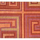 Tapis geometrie ligne pure