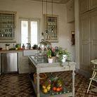 Une jolie cuisine rétro