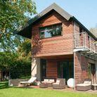 Une maison écolo...ultra moderne !