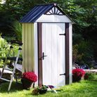 Mini abri de jardin
