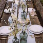 Sortir ses couverts dorés pour une table glamour