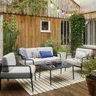 Equiper sa terrasse à petit prix avec un tapis d'extérieur