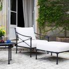 Mobilier de jardin en hommage à Hélène Castaing