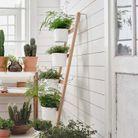 Jardinière déco Ikea