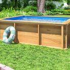 Une mini piscine pour les enfants