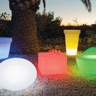 Les lumières du jardin
