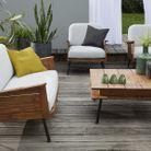 Un salon de jardin design La Redoute Intérieurs