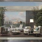 Salon de jardin design Silvera