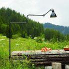 Une lampe de jardin DCW éditions