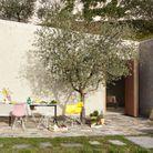 Chaises de jardin design indoor outdoor