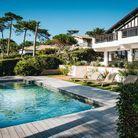Trophée d'or dans la catégorie « Rénovation de piscine »