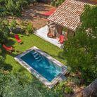 Trophée d'or dans la catégorie « piscine de moins de 10m2 »