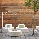 Canapé de jardin Manutti